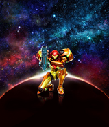 Metroid Samus Returns artwork