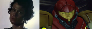 Ripley Samus comparison