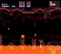 Dragon en Super Metroid