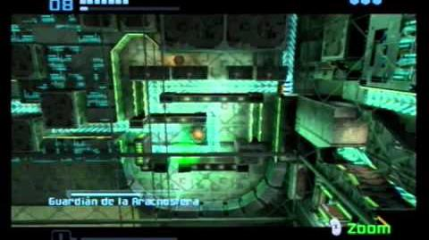 Metroid Prime 2 Echoes - Spider Ball Guardian