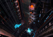 Nathan Purkeypile render Pirate Homeworld Mine Lift 2