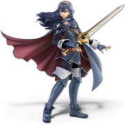SSB Ultimate Lucina render