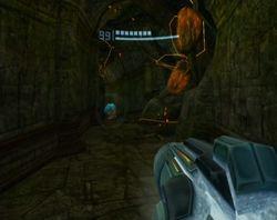 Túnel del Ascensor D MP