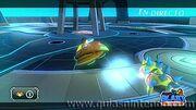 Limers y Nave en Metroid Blast