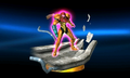 Gravity Suit Trophy SSB3DS