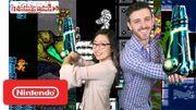 Nintendo Minute historia de Metroid