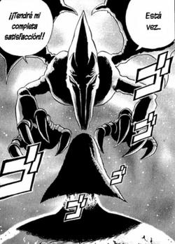 Ridley captura de Zebes Metroid Manga