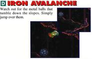 Iron Avalanche