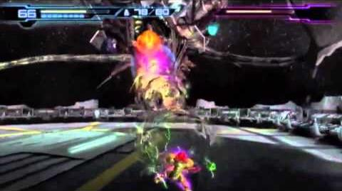 Metroid Other M - Phantoon Returns!