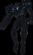 Modelo-samus oscura en echoes
