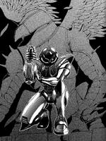 Samus&GrayVoice Metroid-Manga