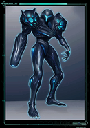 Dark Samus Final Design MP2