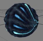 Dark Samus unused Morph Ball