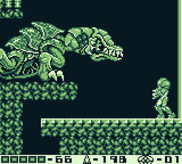 Metroid II Metroid Queen