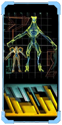 Pirate Samus size comparison scanpic