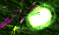 Proteus Ridley golpeado por plasma MSR