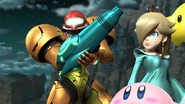 Samus in The Face of Evil (Bowser Jr. trailer) 2