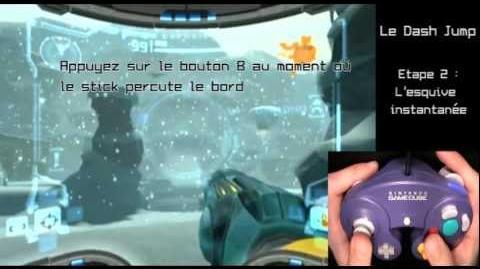 Metroid Prime Tuto le Dash Jump
