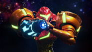 Metroid Samus Returns - Samus is Back Samus aiming
