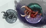 Metroid Alfa artwork MSR