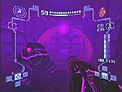Robot guardián en éter oscuro