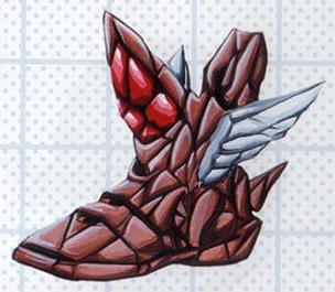 Hi Jump Boots MII Artwork