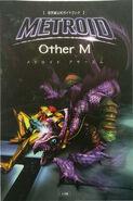 Manual Oficial de Nintendo para Metroid Other M título