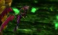 Proteus Ridley desequilibrado en vuelo MSR