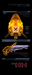 Nave de Asalto Pirata escaneo izquierda mp3c
