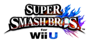 Super Smash Bros. Wii U logo