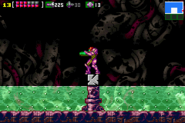 Metroid Zero Mission - Tourian after destruction