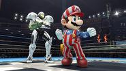Mario Golf Design and Light Suit Samus SSBWU