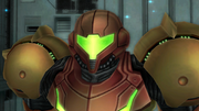 Varia suit closeup
