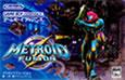 Metroid Fusion Carátula 2