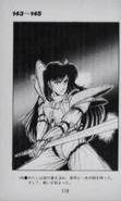 Directiva de intrusión de Zebes Samus con espada