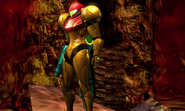 Samus Monster Hunter 4
