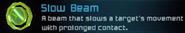 Slow Beam updated description