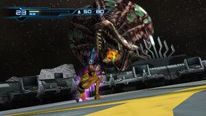 Phantoon defeated Control Bridge Main Sector HD