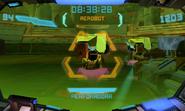 Aerobot aproximándose mpff