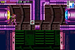 Metroid Zero Mission 01