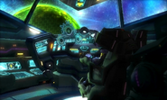 Samus Returns cockpit