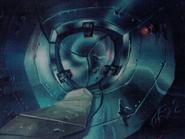 Asteroide Metroid puerta