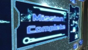 Command screen