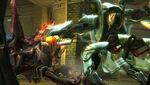 Berserker killed by Ghor