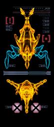 Cosechadora de Phazon escaneo izquierdo mp3c