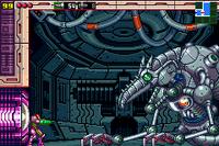 Metroid Zero Mission-Robot Ridley-1