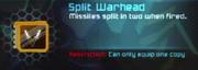 Split Warhead