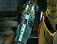 Arm Cannon
