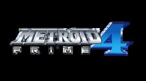 Metroid Prime 4 logo mp4
