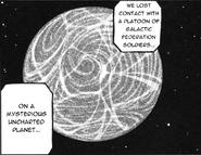 Aether manga